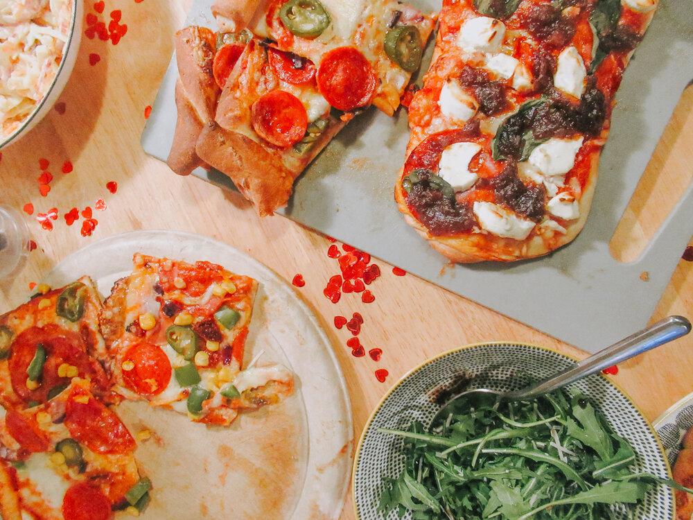 Our Italian feast!